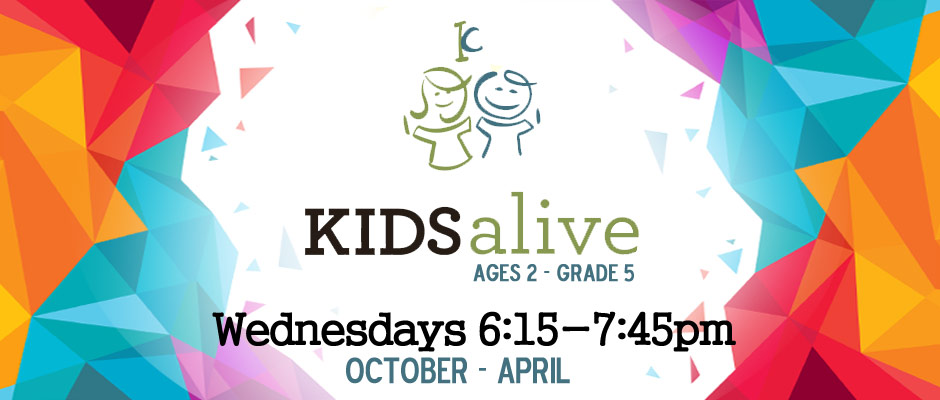 Kids Alive Children