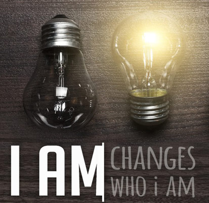 I AM Changes Who I Am Series